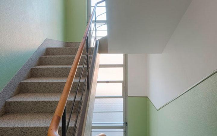 Mehrfamilienhaus Wyler, Bern (innere und äussere Malerarbeiten)