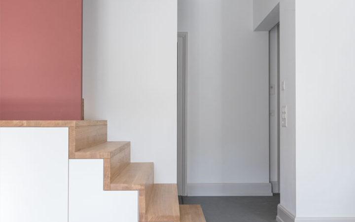 Mehrfamilienhaus Länggasse, Bern (innere Malerarbeiten)