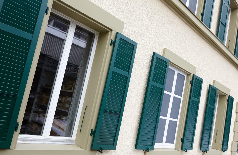Geschäftsliegenschaft Rodtmattstrasse, Bern (Äussere Malerarbeiten)