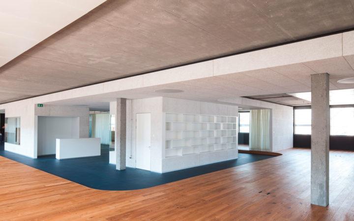 Büroräumlichkeiten Sägestrasse, Köniz (Gipserarbeiten und innere Malerarbeiten)