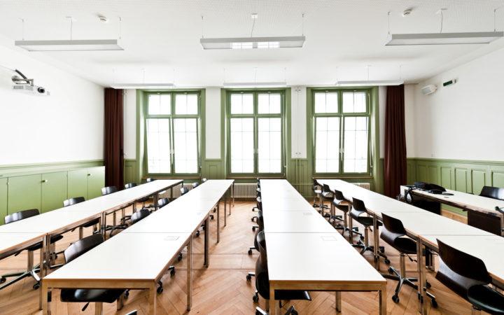 GIB Bern, Schulhaus Viktoria (innere Malerarbeiten)