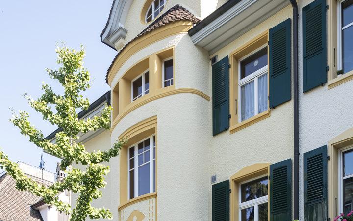 Diesbachstrasse Fassade