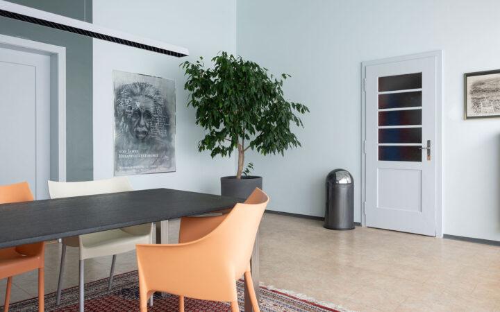 Büroräumlichkeiten Wylerstrasse, Bern, innere Malerarbeiten